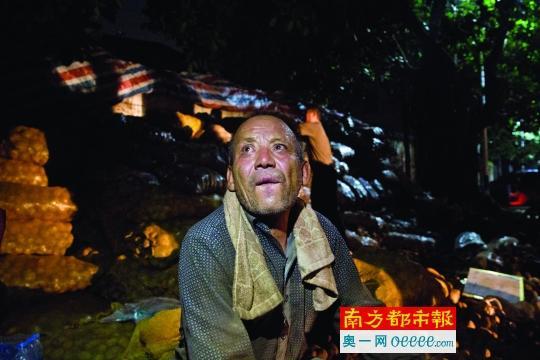 土豆一夜销 大爷泪花掉 - wangxiaochun1942 - 不争春