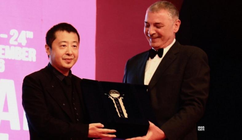 张艺谋之后第二人! 贾樟柯获开罗电影节艺术成就奖