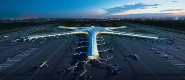 青岛胶东国际机场创5个领先