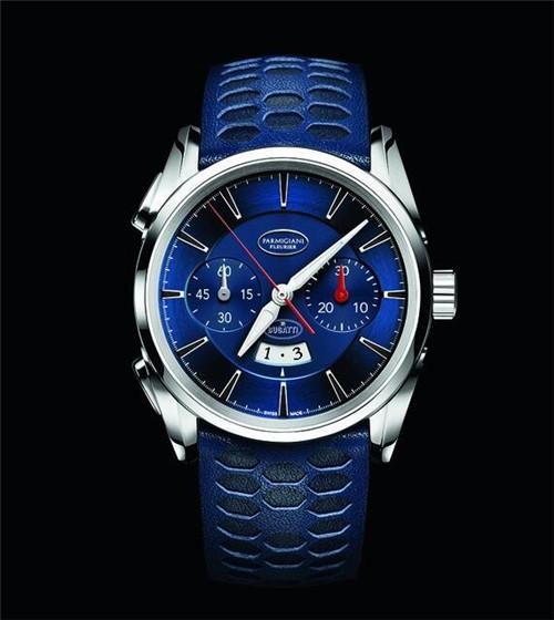 Parmigiani Parmigiani Bugatti Aerolithe flyback replica watch