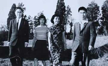 1967年他带着妻儿逃离北京飞往美国 震动东西两个世界