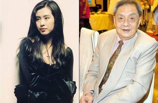 王祖贤父亲患胃癌离世 曾为台知名篮球运动员
