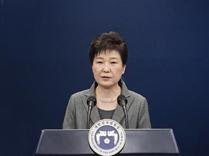 朴槿惠宣布提前卸任 不直接下台妄图最后一搏!