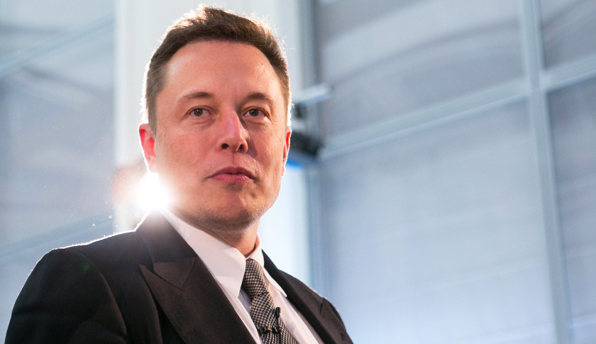 马斯克位最受钦佩科技公司领导人榜首 乔布斯第三