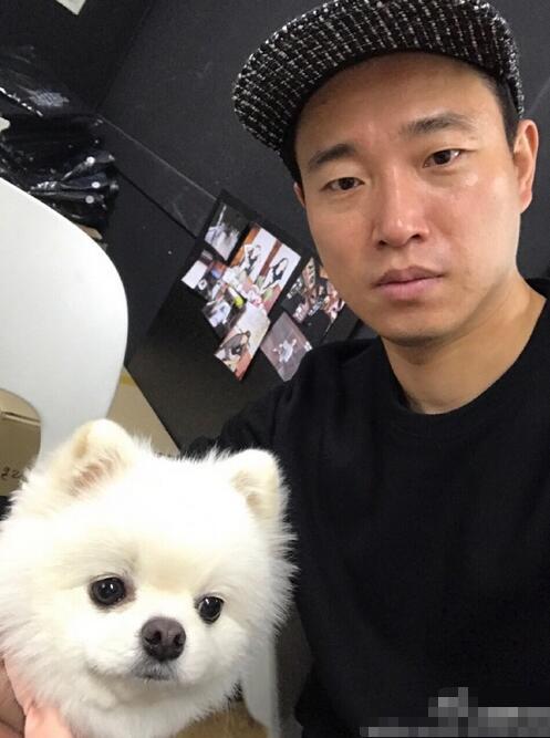 gary与爱犬