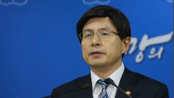 韩国国务总理黄教安将代替朴槿惠主政
