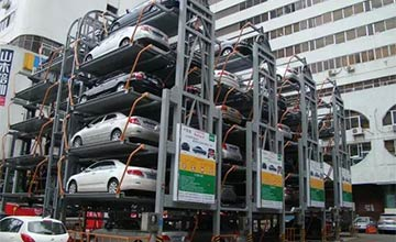 日本停车场逆天了 中国停车场能否一较高低?