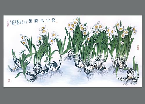 """中国陶瓷艺术大师涂翼报:""""水仙王子""""的陶艺创作哲学图片"""