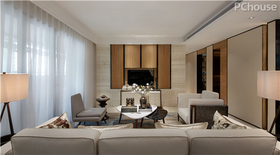 古韵而不乏味 现代亚洲风格居室设计