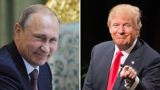 弗林/原标题:普京和特朗普分别表态号召增强核武间隔仅几小时...