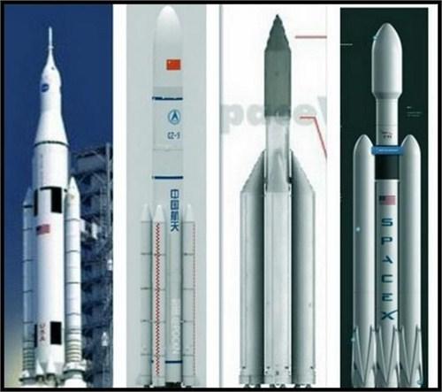 火箭简笔画步骤图解