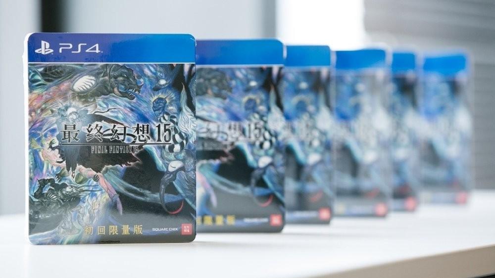 最终幻想15国行版销量居亚洲第二 仅次于日本