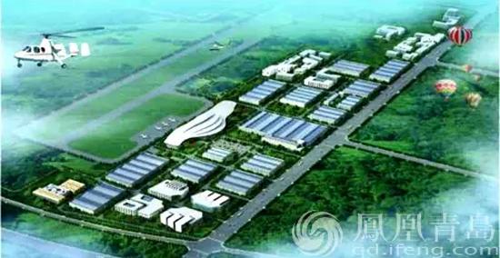 青岛航空大都市蓝图再落重子:又一新机场将开工