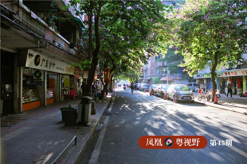 """沙园街广重社区是海珠区声名在外的""""名牌社区""""。"""