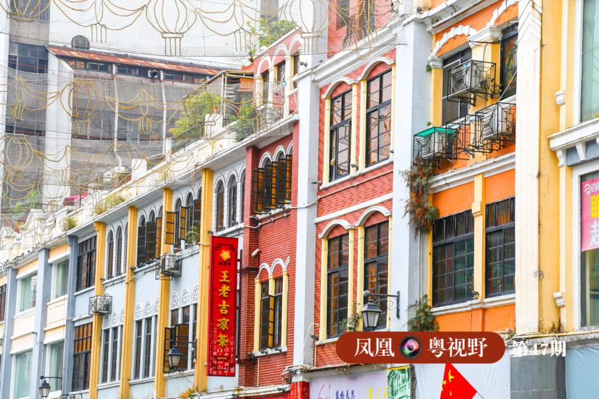据城市规划中所述,北京路骑楼街具有文物价值高、年代久、规模大、工艺精、保存完好好,类型多样的特点,具有高度研究价值和观赏价值。