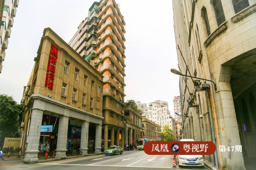 近代时期的长堤汇聚了大批近代商业、服务业实体,它成为当之无愧的广州最繁华时尚、财富最集中之地。
