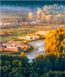 新疆这些地方美得如同世外桃源