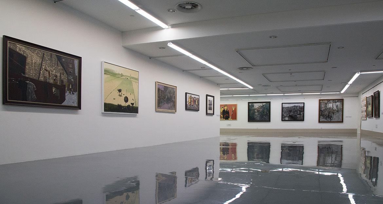 画展-江南如画 中国油画作品展 2017
