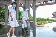 长沙橘洲景区复园列出时间表 更多团体志愿者加入