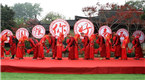 穿越时空的爱恋 扬州举行盐商式集体婚礼