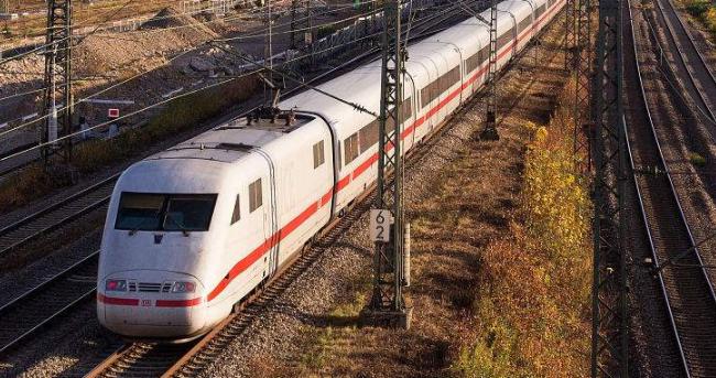 德国公布未来概念列车:配有游戏机和健身房