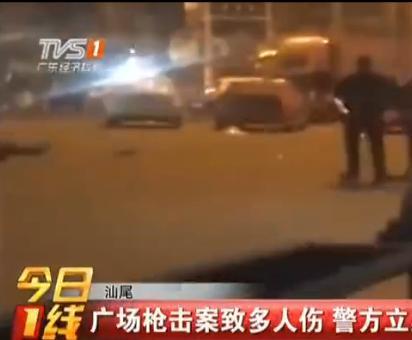 广东陆丰30人街头群殴 爆发枪战 (组图)