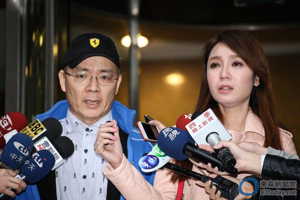 台湾女星陷无性婚姻18年老公供认不举