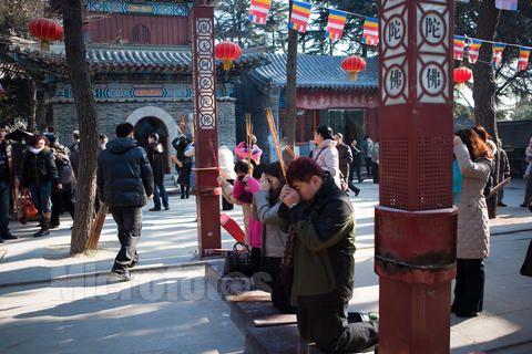 活动时间:除夕至正月十五 活动地点:长清区灵岩寺 湛山寺位于青岛市南