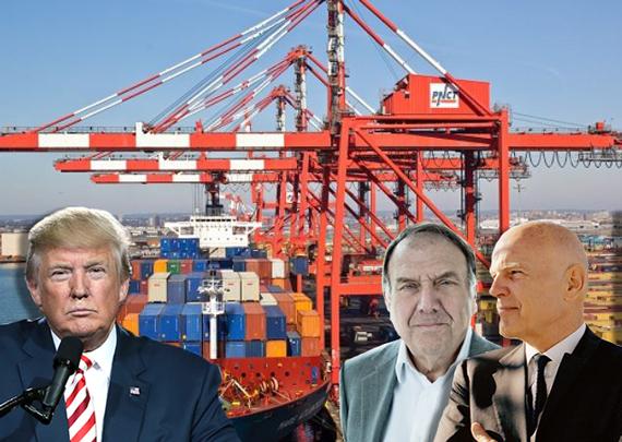 特朗普将任命两纽约地产商执行1万亿美元基建计划