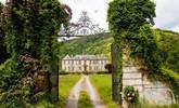 路易十四玫瑰唤醒18世纪法国城堡