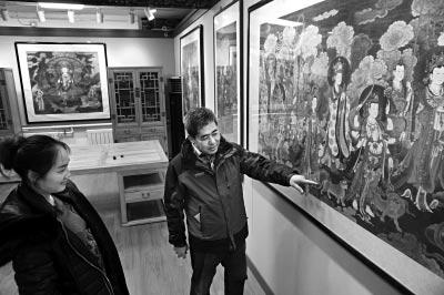 北京法海寺壁画参观今夏开始限流 每天不超过140人