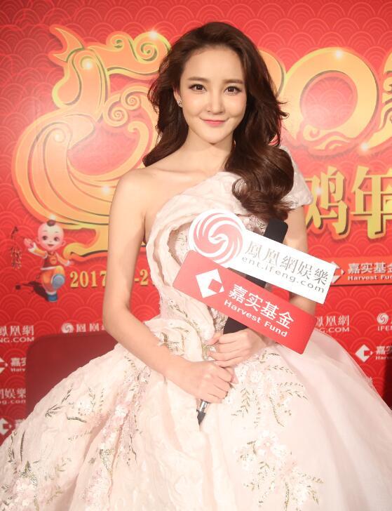 专访刘雨欣:新的一年希望不要演坏人了