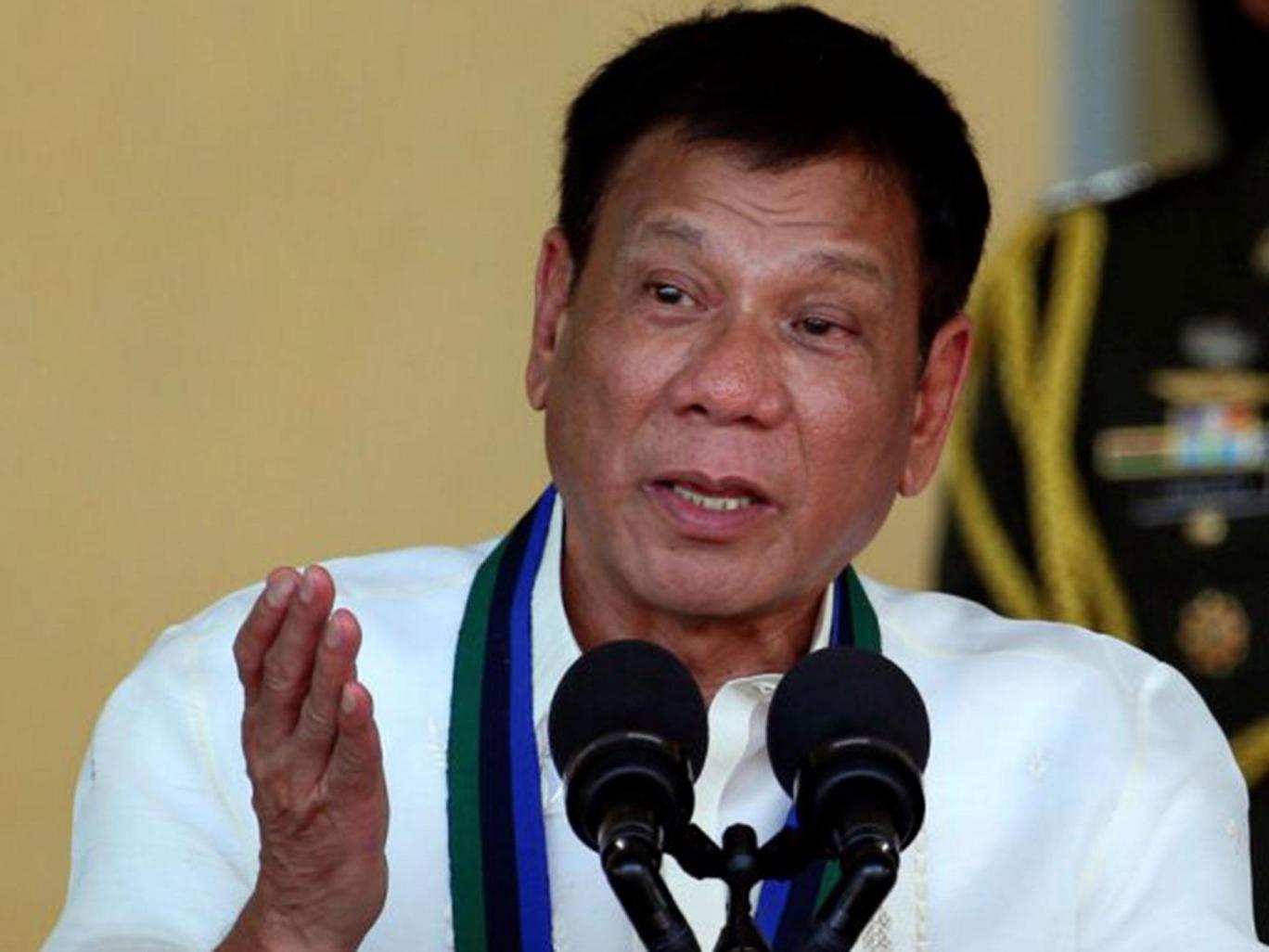 杜特尔特邀请中国在菲律宾南部海域巡逻 (图)