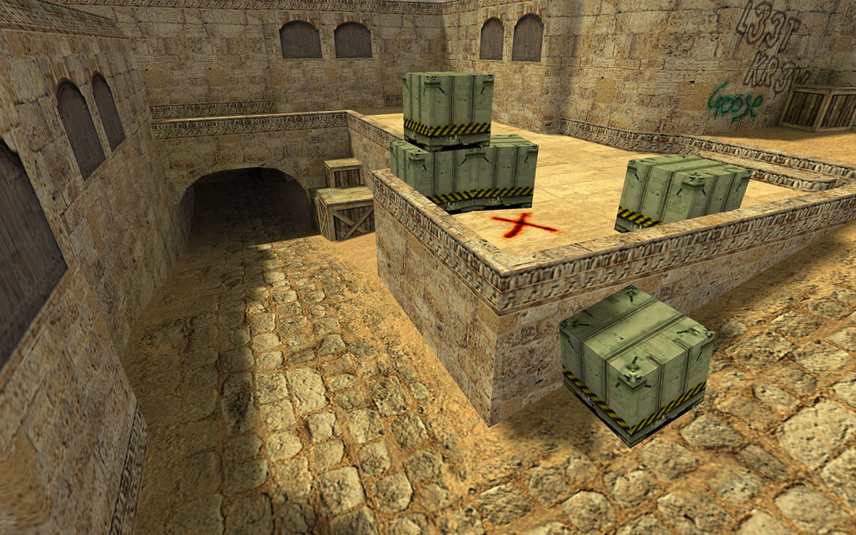 cs地图dust2被移除:16年前一个错误造就经典_凤凰游戏
