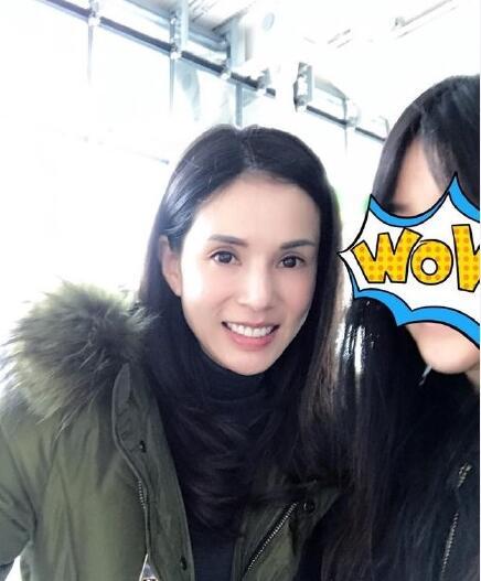 """【图】李若彤驻颜有道 这些""""冻龄""""女星都是如何保养的?"""