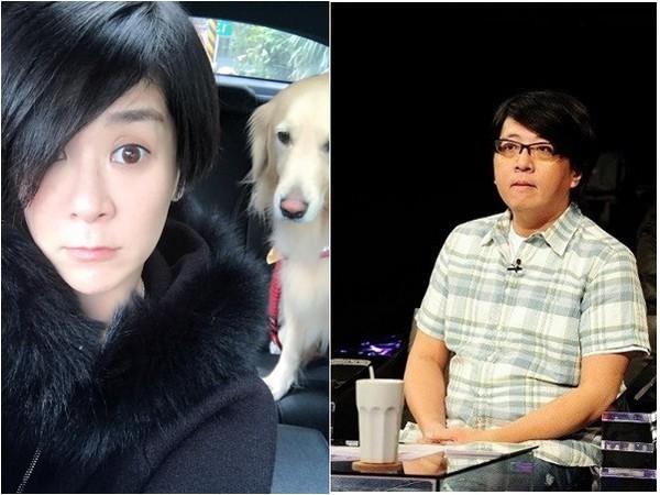 袁惟仁前妻自曝曾为爱割腕 称离婚后要努力挣钱