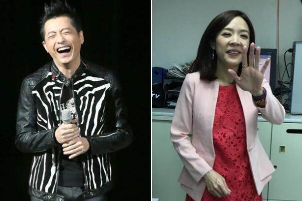 庾澄庆妻子怀胎5月 被曝闪退主播台回家待产