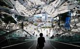 十二座城市领跑都市创意设计