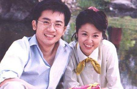 原来,林心如刚结束婚礼就去找了苏有朋(图)