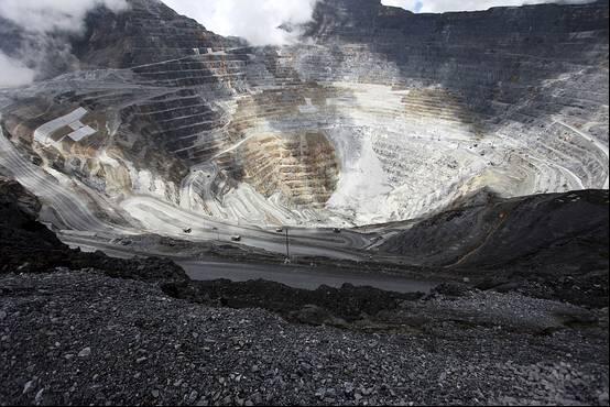 全球最大铜企将与印尼政府摊牌 铜价大幅上涨(图)