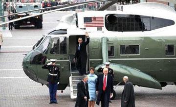 告别陆军一号,奥巴马卸任后开这辆车!