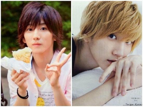 据台湾媒体报道,日本22岁星二代京本大我是杰尼斯未出道男团sixtones
