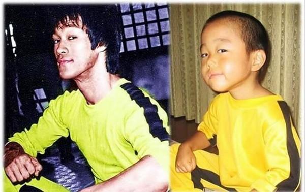 男童6岁练出全身肌肉 网友疯传:李小龙投胎(图)