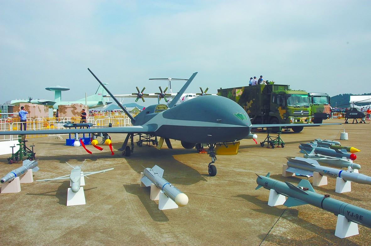 军事资讯_中国高精尖无人机已成体系化发展 竞争全球市场_凤凰军事