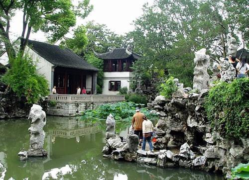 江苏文化日历 苏州园林 虽由人作,宛自天开 江苏频道 凤凰网