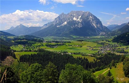 施蒂利亚橡木森林 大自然对维也纳的恩赐