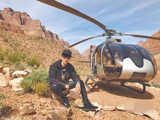 林俊杰为创作远赴大峡谷,结果当了电灯泡?