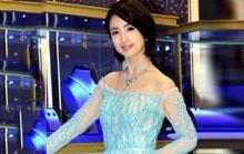 艾莎公主来了,林依晨穿太仙! 