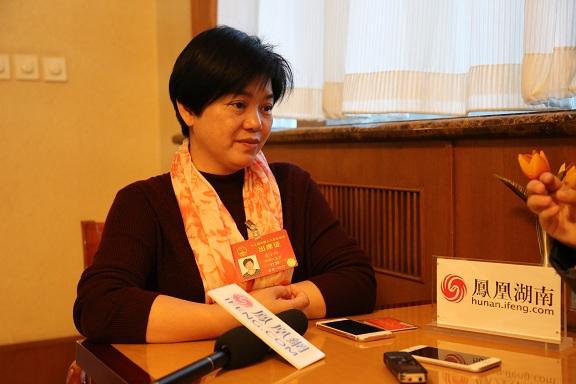 全国人大代表黄小玲:将醴陵经开区升级为国家级开发区
