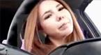 生前最后画面曝光:美女分心驾驶 撞上大巴死亡
